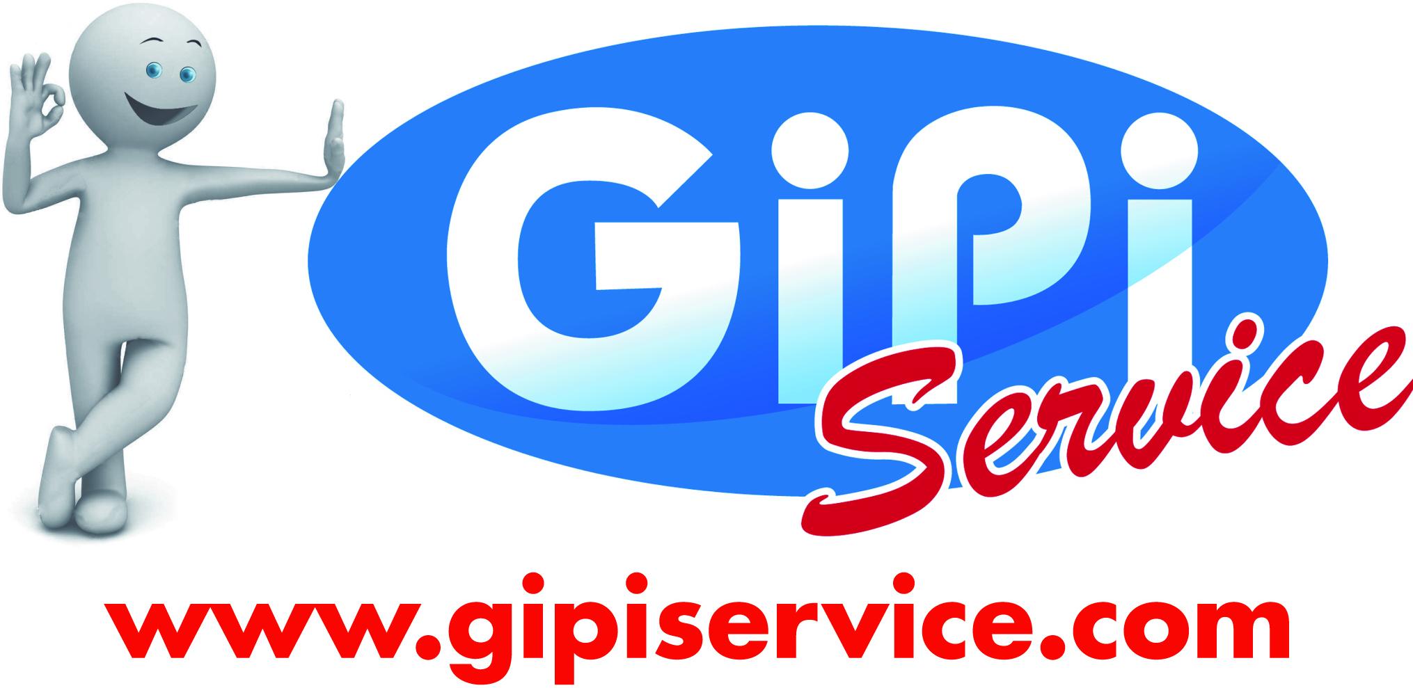 logo GI.PI Service omino